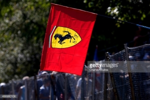 xxxx during qualifying for the Formula One Grand Prix of Italy at Autodromo di Monza on September 5, 2015 in Monza, Italy.